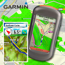 Gps Topo IGN Garmin France